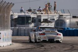 #87 Farnbacher Loles Porsche 911 GT3 RSR: Dirk Werner, Marc Basseng, Bryce Miller