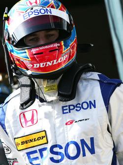 #32 Epson NSX: Loic Duval