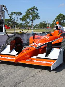 Franck Perera's car
