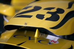 David Price Racing body work