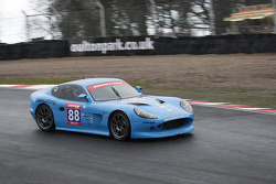 GT4 Ginetta G50: Matt Nicoll-Jones and Stewart Linn