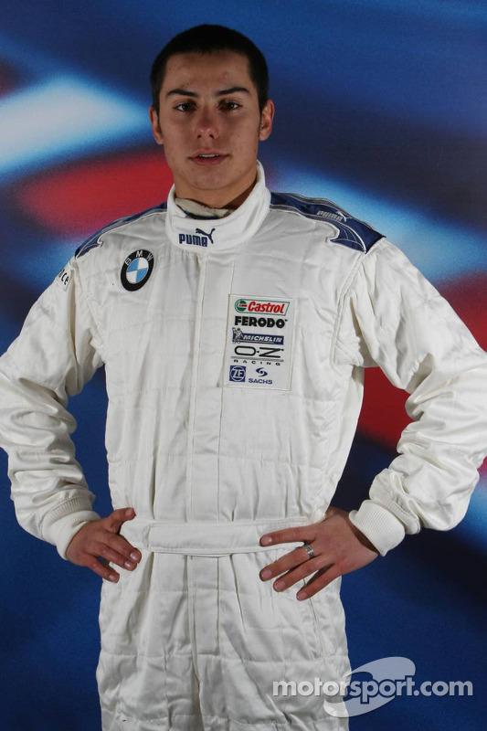 Anthony Comas, Mucke-Motorsport