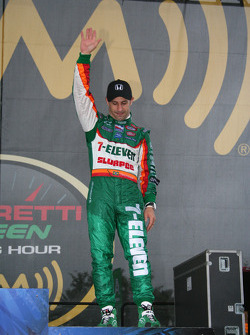 Third place finisher Tony Kanaan