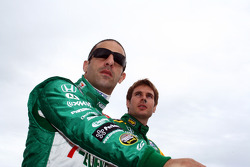 Tony Kanaan and Will Power