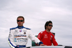 Ed Carpenter and Mario Moraes