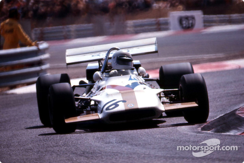 Howden Ganley, BRM P153 at French GP