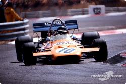 Пітер Гетін, McLaren M19A