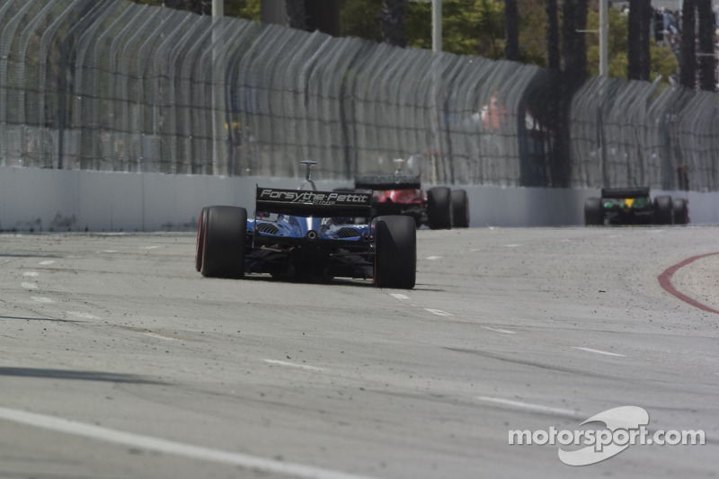 Franck Montagny At Champcar Long Beach Indycar Fotos