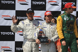 Podium: Mario Dominguez
