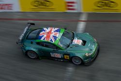 #007 Drayson - Barwell Aston Martin Vantage: Paul Drayson, Jonny Cocker
