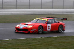 #37 ACA Argentina Ferrari 550 Maranello: Gaston Mazzacane, Esteban Tuero