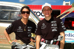 Antonia De Roissard and Ellen Lohr