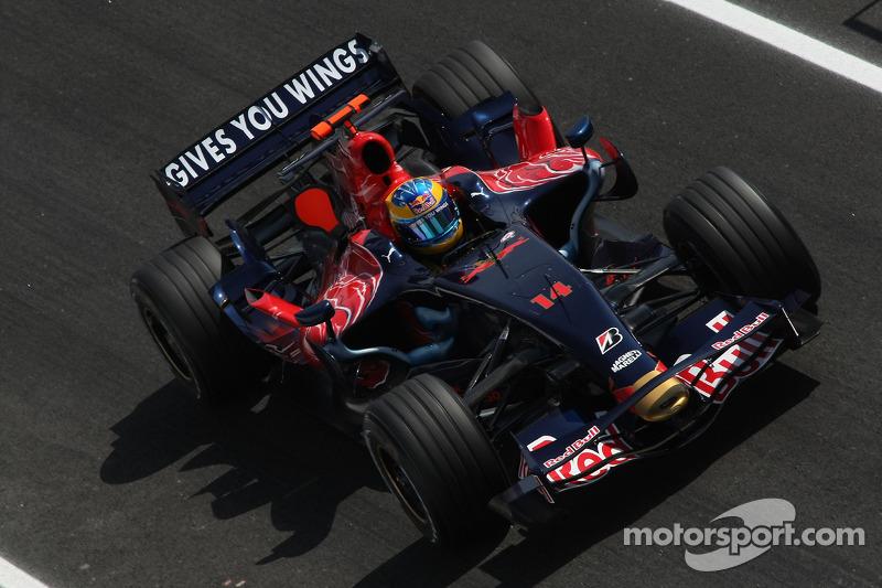 2008 : Toro Rosso, STR2B