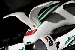 Honda Racing, RA108, Detail