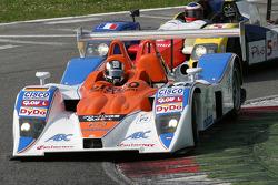#44 Kruse Schiller Motorsport Lola - Mazda: Hideki Noda, Jean de Pourtales