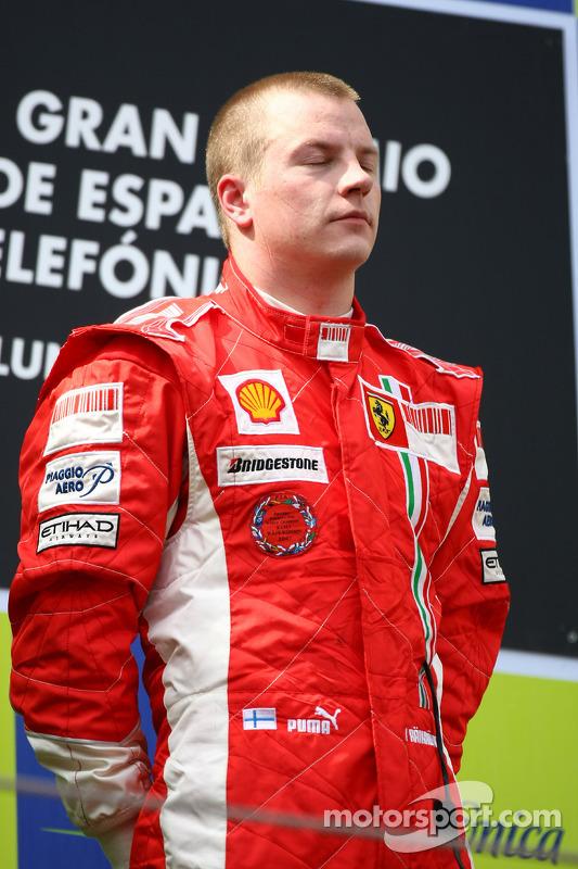 Grand Prix von Spanien 2008 in Barcelona: Sieger