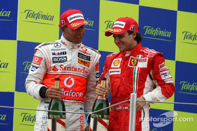 14- Gran Premio de España 2008 (3º), McLaren