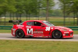#30 Racers Edge Motorsports Maxda RX-8: Jameson Riley, Graig Stone