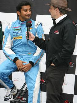 Narain Karthikeyan, Ben Edwards