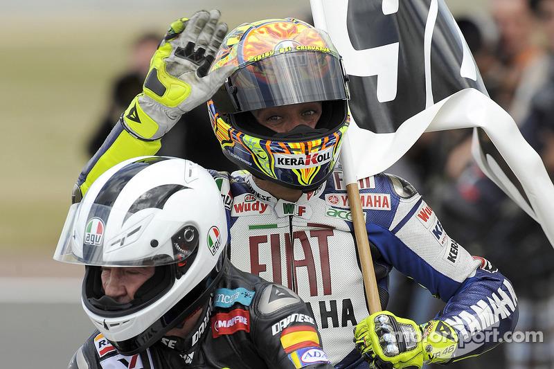 2008: Valentino Rossi