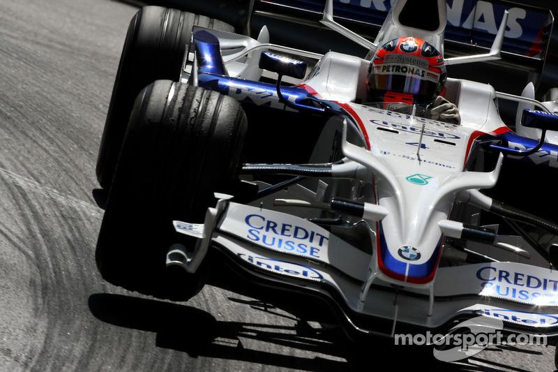 BMW Sauber F1.08 2008 року