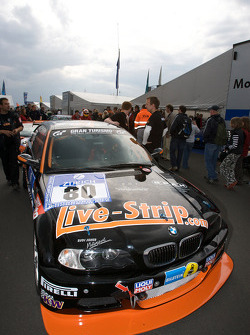 #80 Live-Strip.com Racing BMW M3