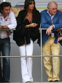 Elisabetta Gregoraci, Wife of Flavio Briatore