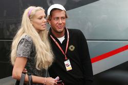 Petra Ecclestone, Daughter of Bernie Eccelestone with her boyfriend Gavin Dein