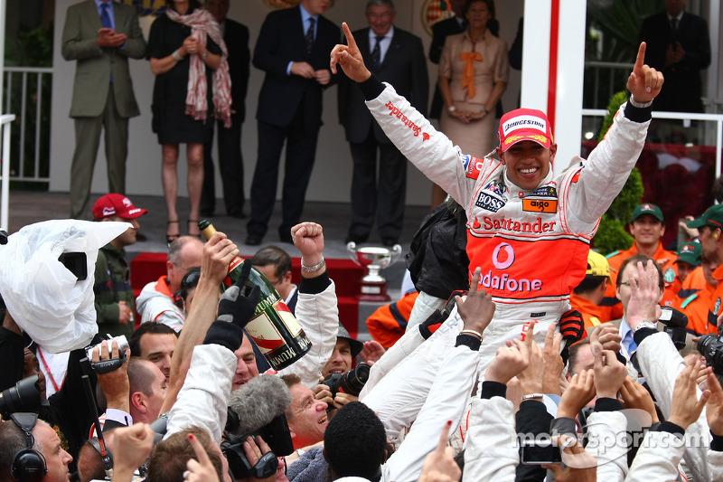 GP Mónaco 2008