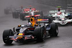 David Coulthard, Red Bull Racing