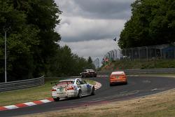 #59 BMW M3 E46: Guy Povey, Hamish Irvine, John Irvine, Jeff Wyatt