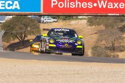 #67 TRG Porsche GT3 Cup: Tim George Jr, Spencer Pumpelly