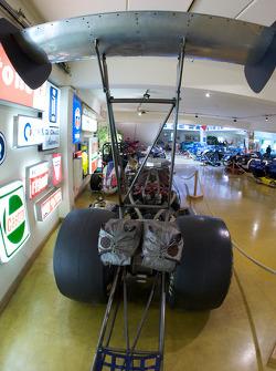 European Top Fuel dragster