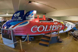 Colibri offshore powerboat