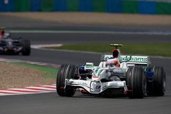 Рубенс Баррикелло, Honda Racing F1 Team