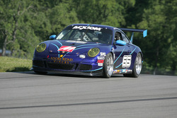 #66 Mitchell Rubber TRG Porsche GT3 Cup: Ted Ballou, Andy Lally