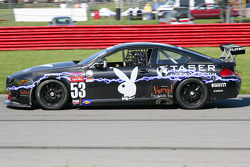 #53 Playboy/Verve PalyboyRacing BMW M6: Mike Borkowski, Tommy Constantine