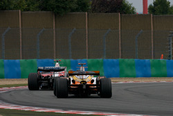 Ярно Трулли, Toyota Racing и Фернандо Алонсо, Renault F1 Team