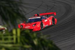 Katsutomo Kaneishi and Toshihiro, Kaneishi Real Racing with Leon