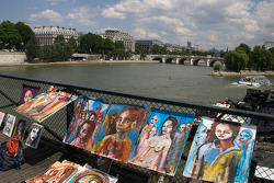 Visit of Paris: Pont des Arts