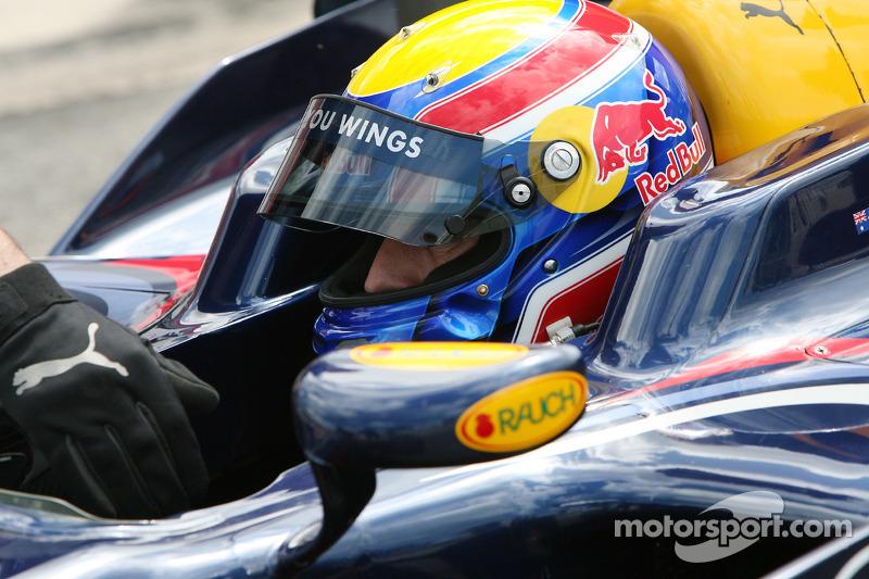 2008 - Segundo año en Red Bull