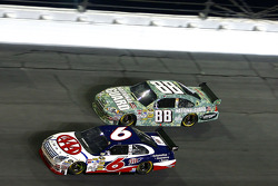 David Ragan and Dale Earnhardt Jr.
