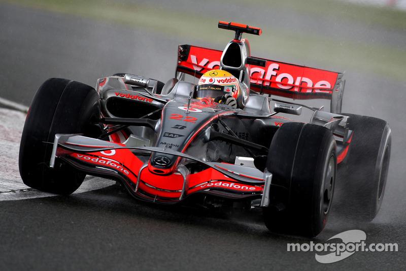 2008. Переможець: Льюіс Хемілтон, McLaren-Mercedes
