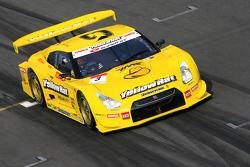 Ronnie Quintarelli and Naoki Yokomizo, Hasemi Motorsport