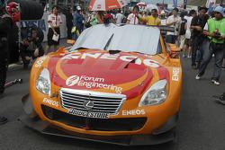 Eneos Toyota Team Le Mans Eneos SC430 machine
