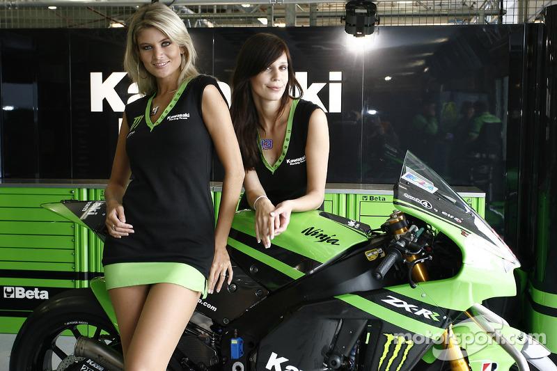 Chicas de Kawasaki