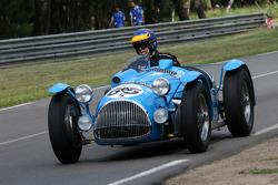 #65 Talbot Lago T26 Gs 1951: Jose Fernandez Sousa, Sam M. Stretton, Cecil Schumacher