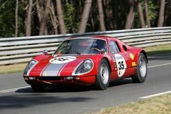 #35 Porsche 904/6 1964: Jean Claude Castelein, Jean Paul Herremann