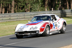 #41 Chevrolet Corvette 1969: William Cotter, Claude Dubois