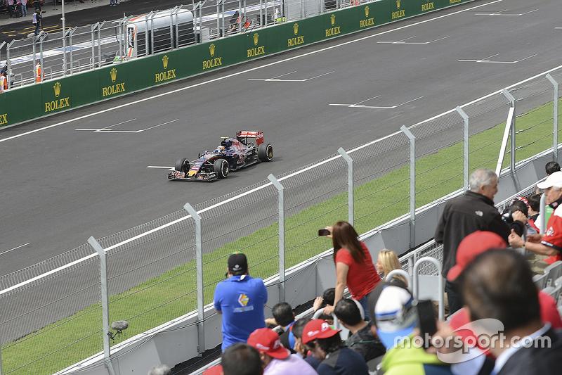Max Verstappen - GP de Australia 2015 (Abandono)